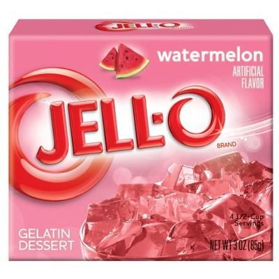 JELLO WATERMELON