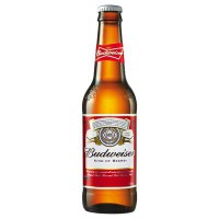 BUDWEISER BEER - BOTTLE