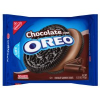 CLEARANCE - NABISCO OREO CHOCOLATE CREME SANDWICH COOKIES