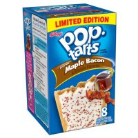 KELLOGG'S POP TARTS SIROP D'ÉRABLE BACON