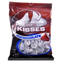 HERSHEY'S KISSES BOMBONES DE CHOCOLATE