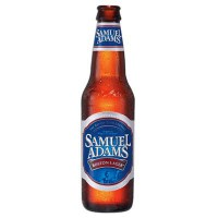 SAMUEL ADAMS BOSTON LAGER BEER - BIERE BOUTEILLE