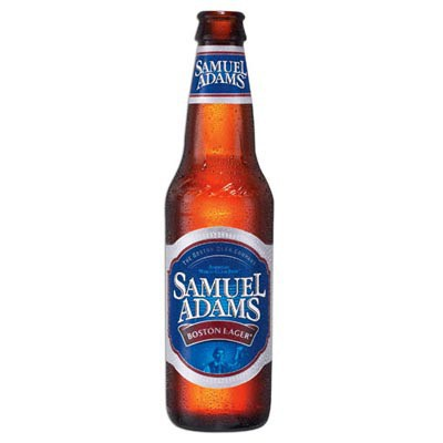 SAMUEL ADAMS BOSTON LAGER BEER - BOTTLE