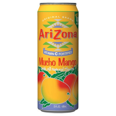 ARIZONA JUICE MUCHO MANGO CAN