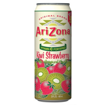 ARIZONA JUICE KIWI STRAWBERRY CAN
