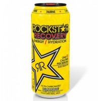 ROCKSTAR RECOVERY LEMONADE ENERGY DRINK
