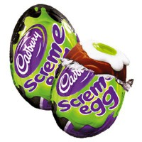 DÉSTOCKAGE - CADBURY SCREME EGG ŒUF EN CHOCOLAT