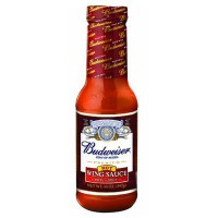 BUDWEISER HOT WING SAUCE