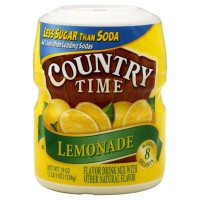 COUNTRY TIME  MIX PER LIMONATA ISTANTANEA
