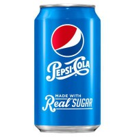 PEPSI THROWBACK SODA