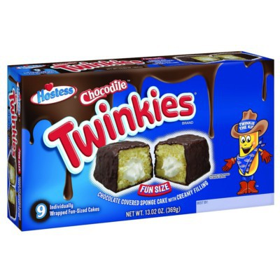 HOSTESS TWINKIES CHOCODILE BOX