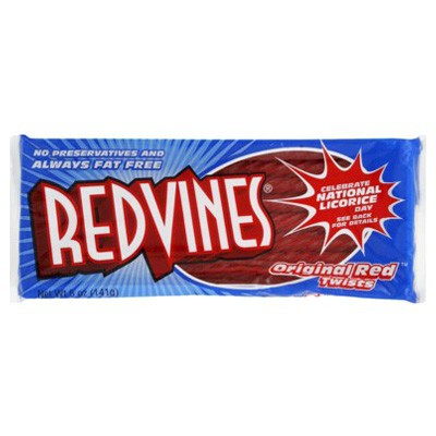 RED VINES ORIGINAL TWISTS