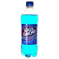 JOLLY RANCHER SODA BLUE RASPBERRY