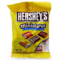 HERSHEY'S ASSORTIMENT DE CHOCOLATS MINIATURES