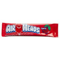 AIRHEADS CHERRY TAFFY CANDY - CEREZA