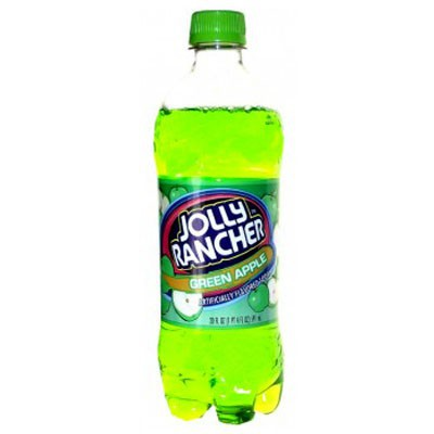 JOLLY RANCHER SODA GREEN APPLE