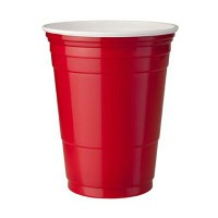 SOLO RED CUPS 20 GOBELETS ROUGES PETITS 10oz-30cl
