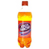 JOLLY RANCHER SODA À L'ORANGE