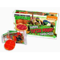 CLEARANCE - TEENAGE MUTANT NINJA TURTLES POWER PIZZA GUMMIES