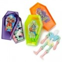 CLEARANCE - SCARY SKELETONS PUZZLE CANDY COFFIN