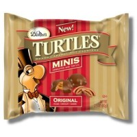 CLEARANCE - DEMET'S TURTLES MINIS ORIGINAL PECANS CHOCOLATE CARAMEL