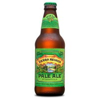 SIERRA NEVADA PALE ALE BEER - BOTTLE