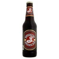 BROOKLYN BROWN ALE BEER -  BIERE BOUTEILLE