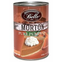 MISSISSIPPI BELLE PUMPKIN PIE FILLING PURE