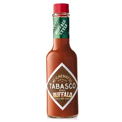 TABASCO BUFFALO STYLE HOT SAUCE
