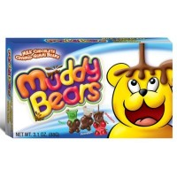MUDDY BEARS CHOCOLATE COVERED GUMMI