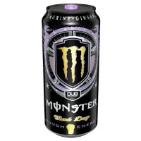 MONSTER MAD DOG PUNCH ENERGY DRINK