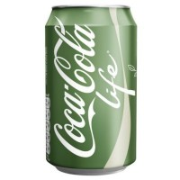 CLEARANCE - COCA COLA LIFE