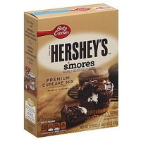 BETTY CROCKER PRÉPARATION CUPCAKE S'MORES HERSHEY'S