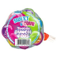 CLEARANCE - CHARMS TOOTSIE BUNCH POP LOLLIPOPS SWEET & SOUR