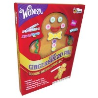 WONKA GINGERBREAD MAN COOKIE DECORATING KIT