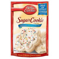 BETTY CROCKER MIX COOKIES DE AZÚCAR