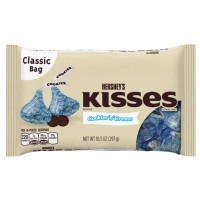 HERSHEY'S KISSES COOKIES 'N' CREME LARGE