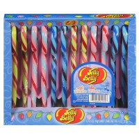CANDY CANES JELLY BELLY FRUITS (12)