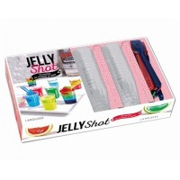 BOOK JELLY SHOT BOX - L. GRECO