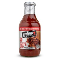 "WEBER SAUCE BARBECUE ""SWEET 'N SPICY"" ÉPICÉE"
