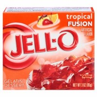 JELLO GELÉE TROPICAL FUSION