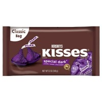 CLEARANCE - HERSHEY'S KISSES SPECIAL DARK CHOCOLATE