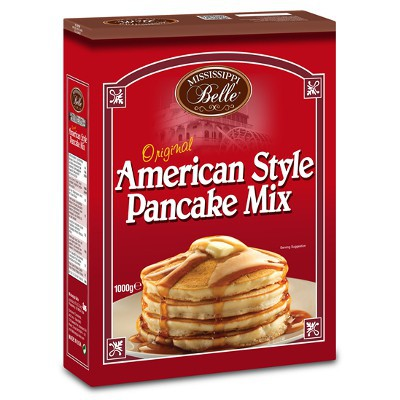 Buy Mississippi Belle American Style Pancake Mix American Food Shop