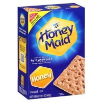 NABISCO GRAHAMS CRACKERS HONEY MAID