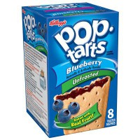 KELLOGG'S POP TARTS BLUEBERRY