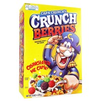 QUAKER CAP'N CRUNCH BERRIES