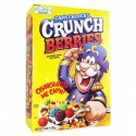 QUAKER CÉRÉALES CAP'N CRUNCH FRUITS ROUGES