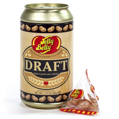 JELLY BELLY BEANS DRAFT BEER CAN