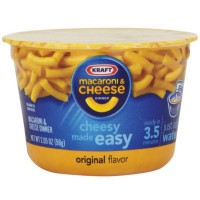 KRAFT MACARONI & CHEESE - PORZIONE INDIVIDUALE