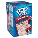 KELLOGG'S POP TARTS  GLASSATE ALLA RED VELVET